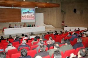 Asamblea celebrada hoy en Madrid