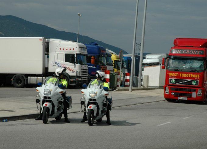 Huelga Transportes
