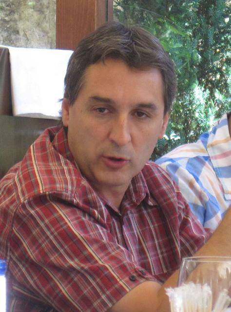 José Antonio Fernández, representante de CC.OO