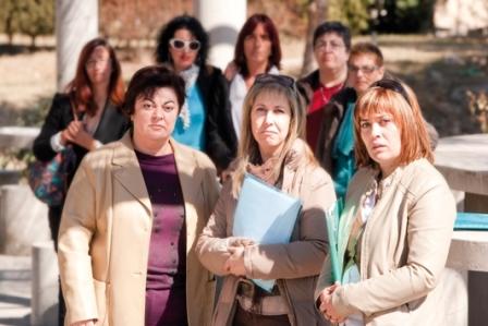 colectivo mujeres de transportistas