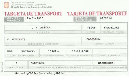 autorizaciones de transporte