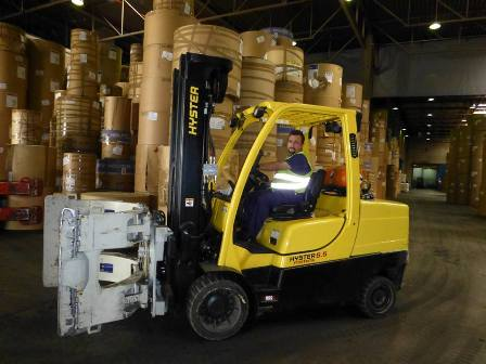 Alfaland Hyster