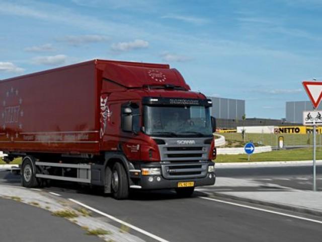 Deslocalización transporte Copyright Scania