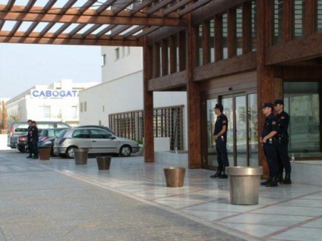 Detenido Juan José Gil Fenadismer_ © Dirección General de la Policía