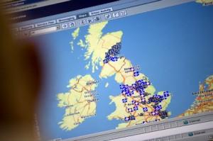 Tasa para camiones extranjeros en el Reino Unido