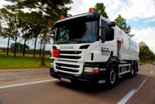 Transporte de mercancías peligrosas_ADR_Copyright Scania CV AB