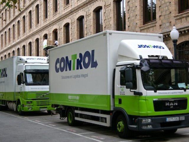 Copyright Mudanzas Control