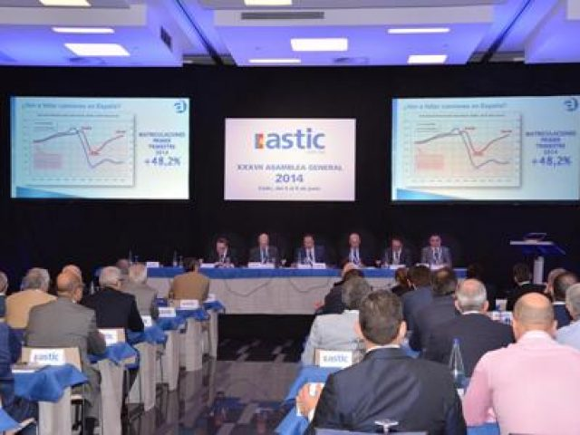 Asamblea General ASTIC