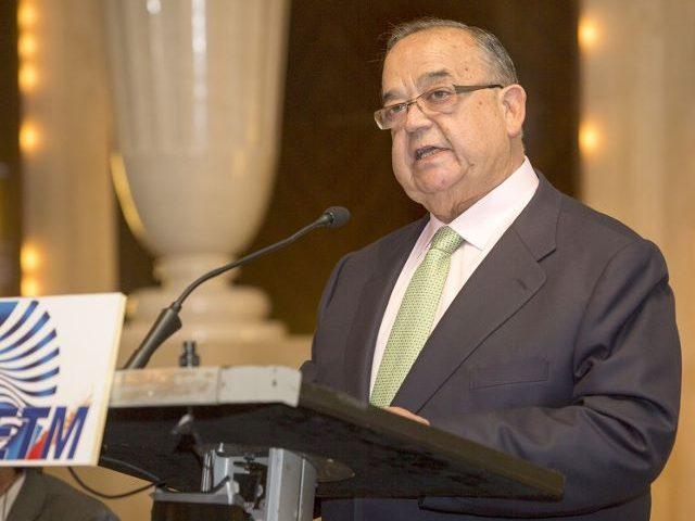 Marcos Montero, presidente de CETM