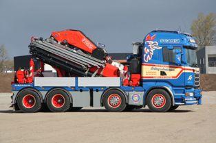 Grúa para camión Fassi F1950RAL