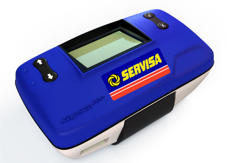 Ecosat, dispositivo para el pago de la Ecotasa de la empresa Servisa