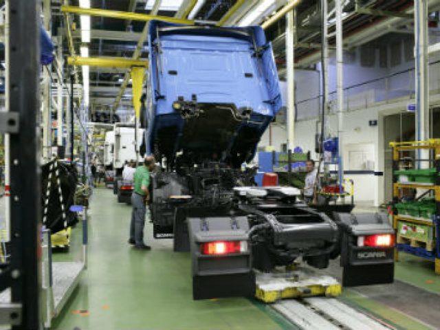 matriculaciones de vehículos industriales