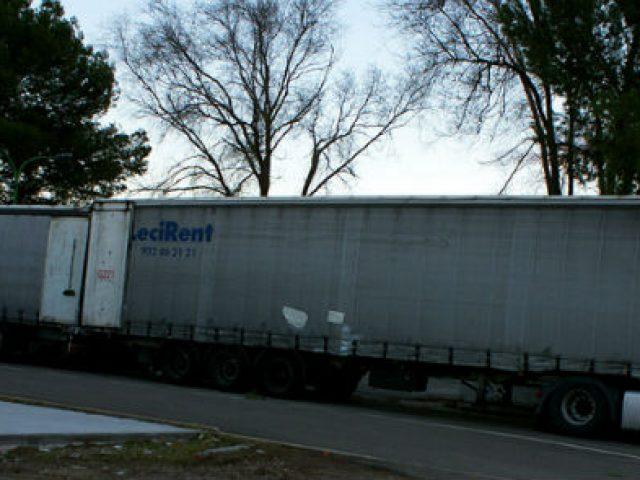 robo de camiones
