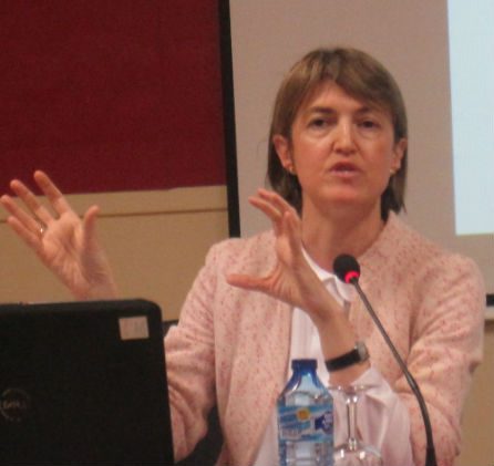 Luisa López de Leza