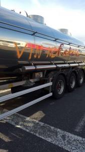 Ataques franceses a camiones