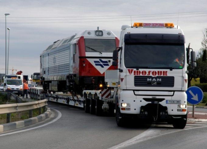 Transportes especiales