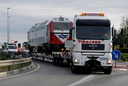 Resultado de imagen de Vehículos especiales y en régimen de transporte especial