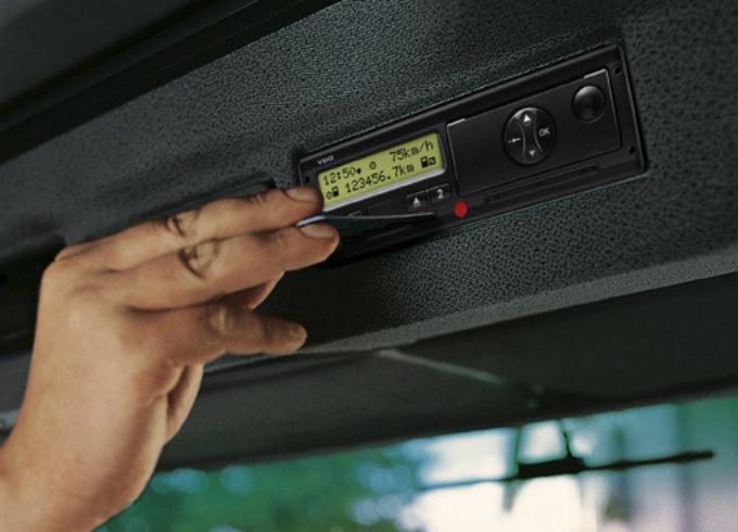 tacógrafo digital VDO DTCO 1381